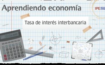 tasa de interés interbancaria, TII, finanzas, economía, Perú, aprendiendo economía