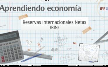 reservas internacionales netas, RIN, BCRP, fiscal, economía, aprendiendo economía