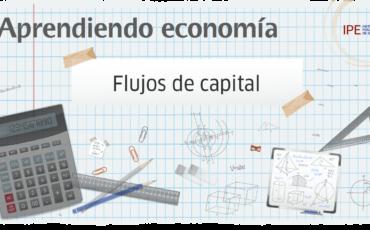 Flujos de capital, finanzas, aprendiendo economía,