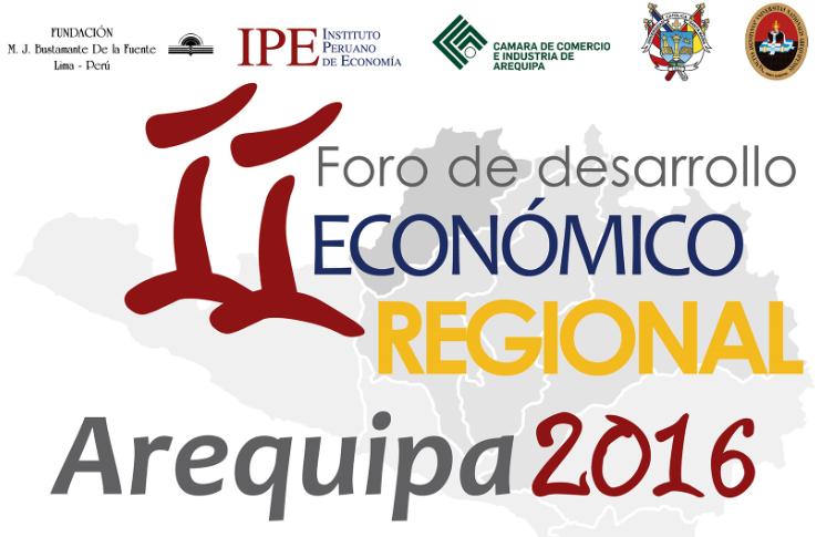 II_foro_de_desarrollo_económico_regional_Arequipa_2016