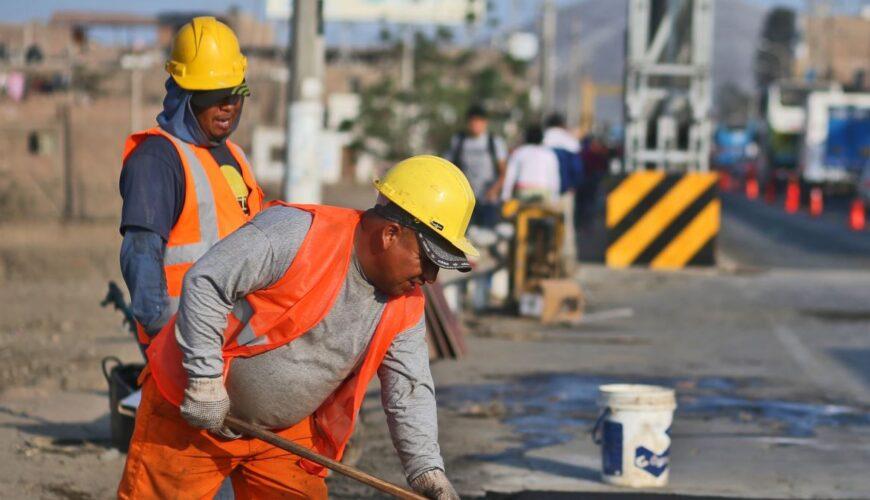 informalidad laboral, empleo, infraestructura, trabajo, Perú