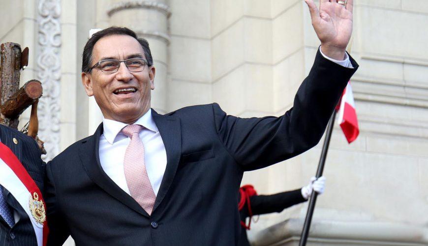 ANDINA/Prensa Presidencia.