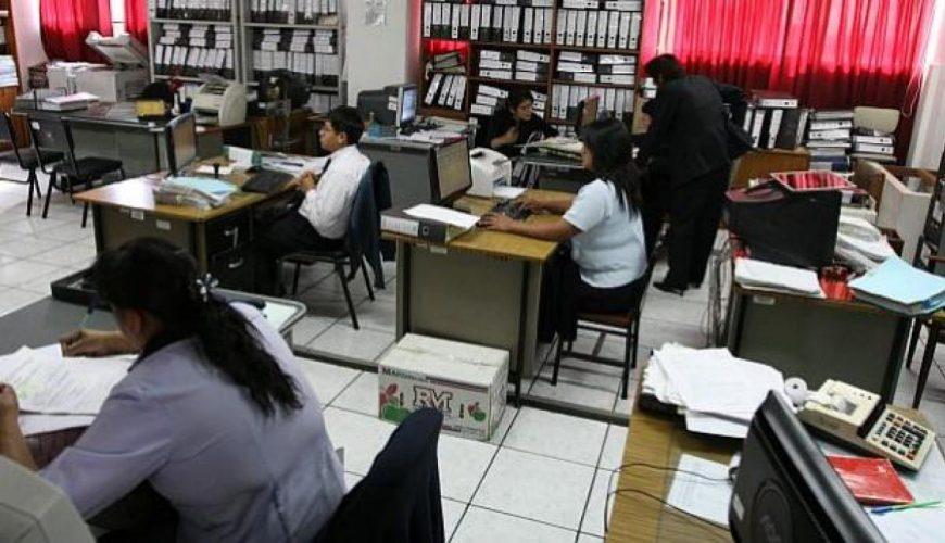 trabajadores CAS