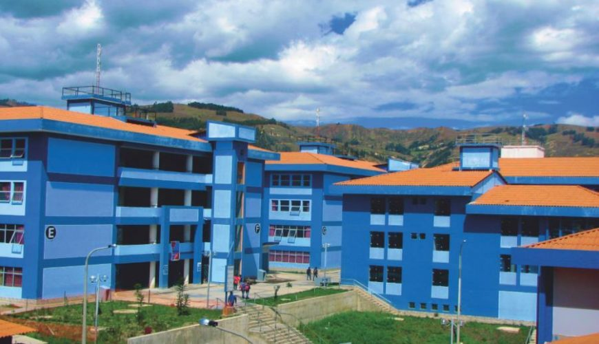 Universidad santiago antunez de mayolo