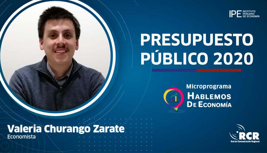 presupuesto público, economía, Perú, Rodrigo Eyzaguirre