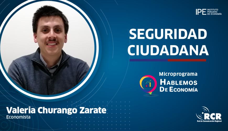 Rodrigo Eyzaguirre, seguridad ciudadana, perú