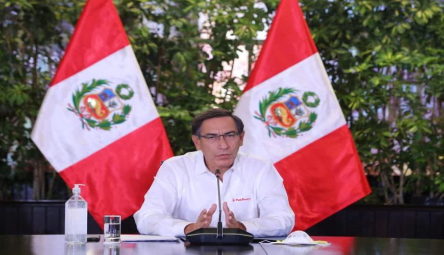 Martín Vizcarra, economía, coronavirus
