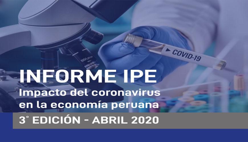 impacto económico, perú, economía, coronavirus