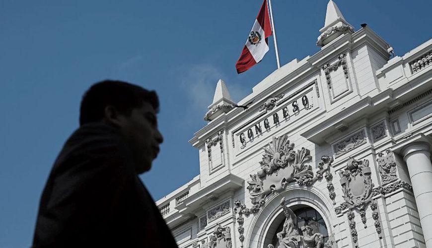 vacancia, crecimiento económico, inestabilidad política, congreso, Perú, economía, proyectos de ley