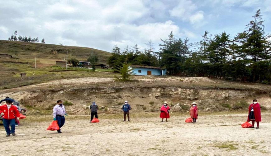 Cajamarca instituciones, Cajamarca, familias vulnerables, economía, Perú, coronavirus