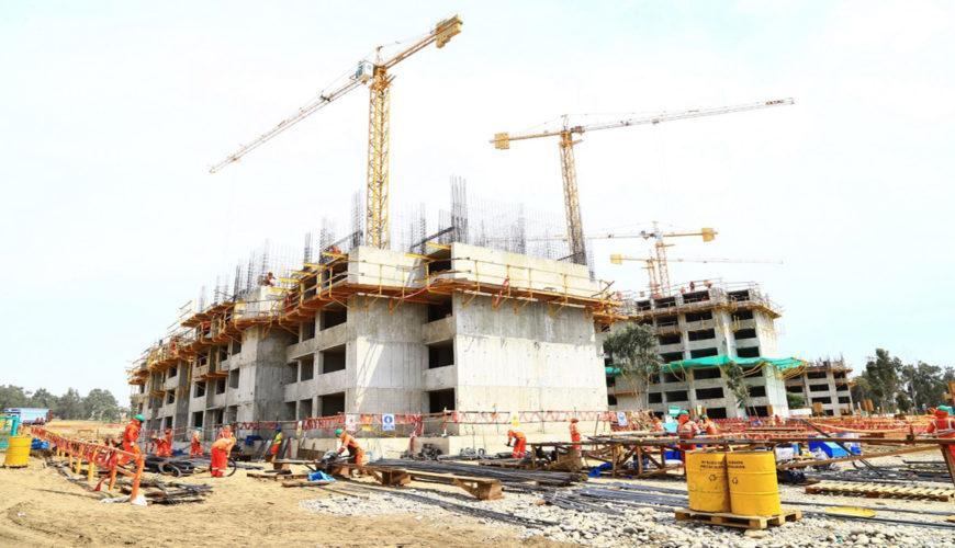 sector en construcción, construcción, reactivación económica, perú, coronavirus