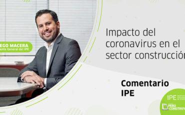 sector construcción, economía, coronavirus