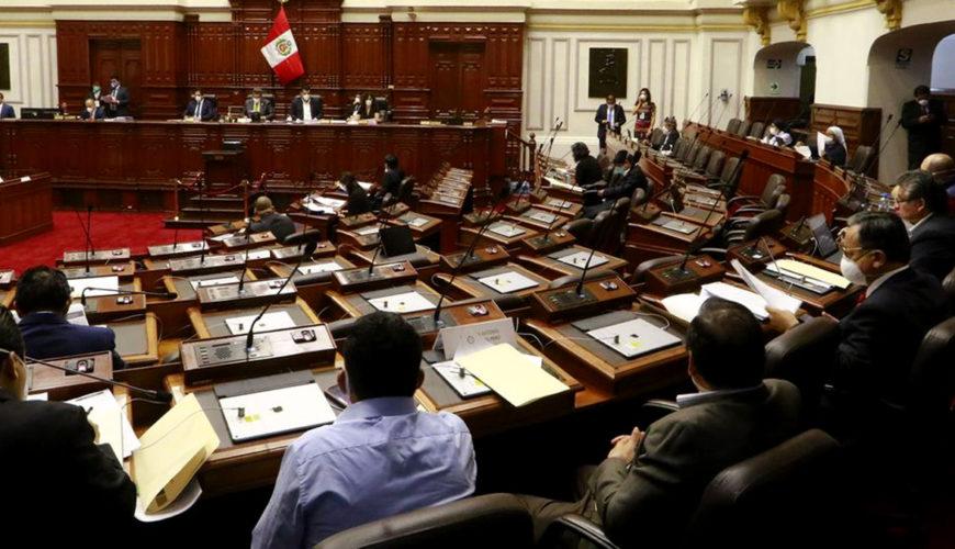 ley de acaparamiento, congreso, economía, perú, populismo, trabajo