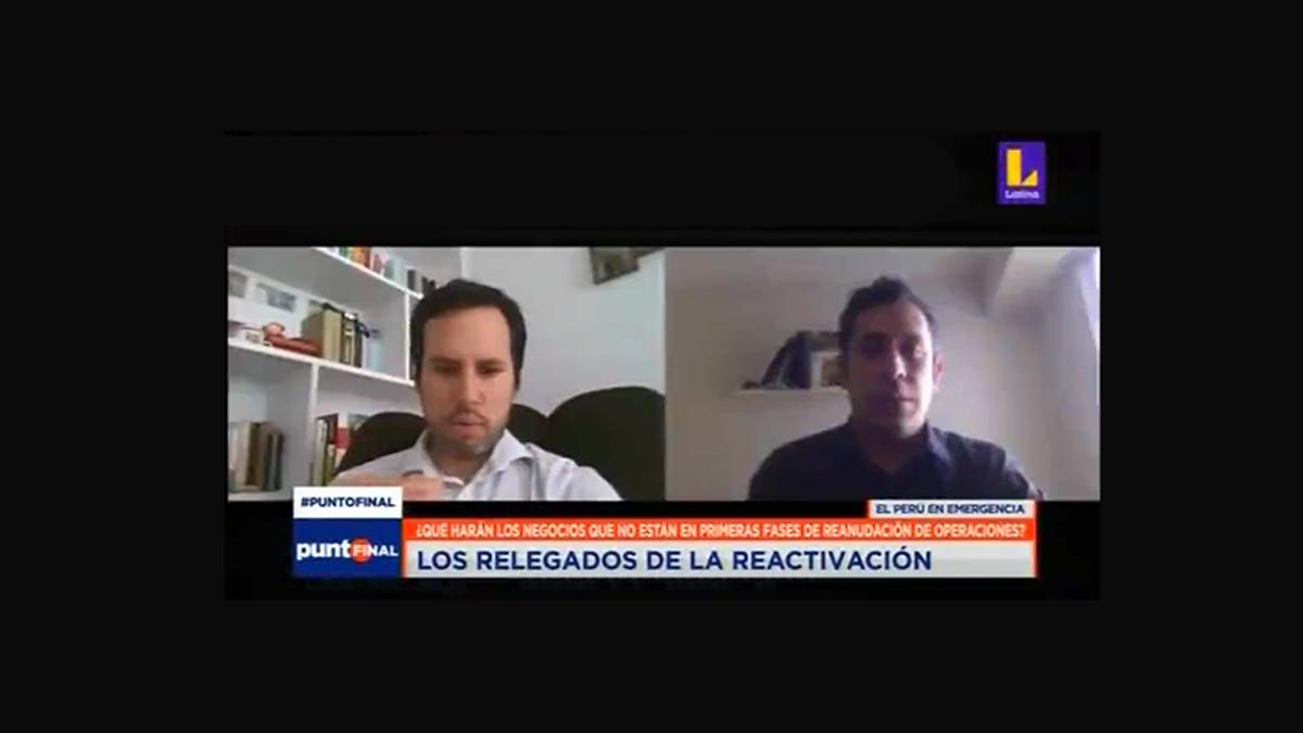 reactivación, Diego Macera, Perú, economía