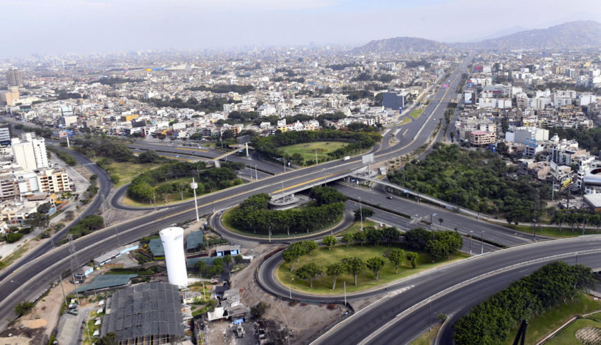 estado de emergencia, economía, Perú