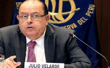 BCR, Julio Velarde, economía, Perú