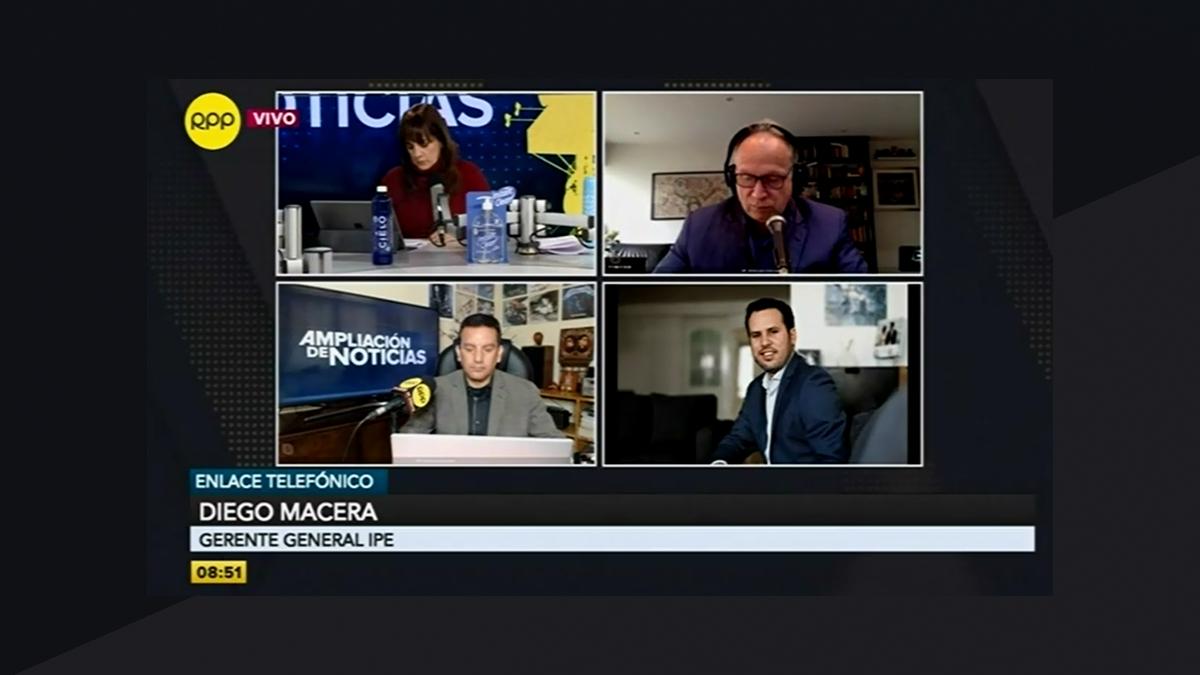 crisis, economía, Perú, pbi
