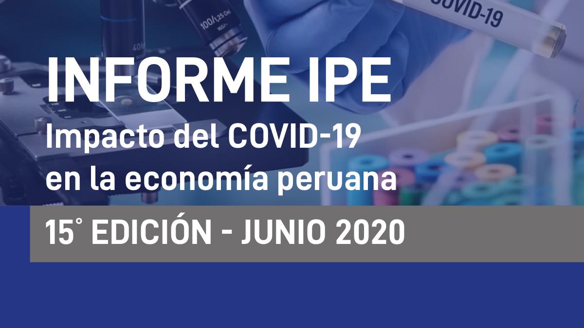 covid-19, informe, economía, perú, covid19