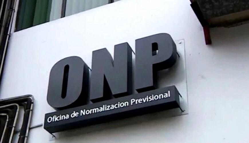 Aportes ONP, Fondos de la ONP, economía, Perú, pensiones,