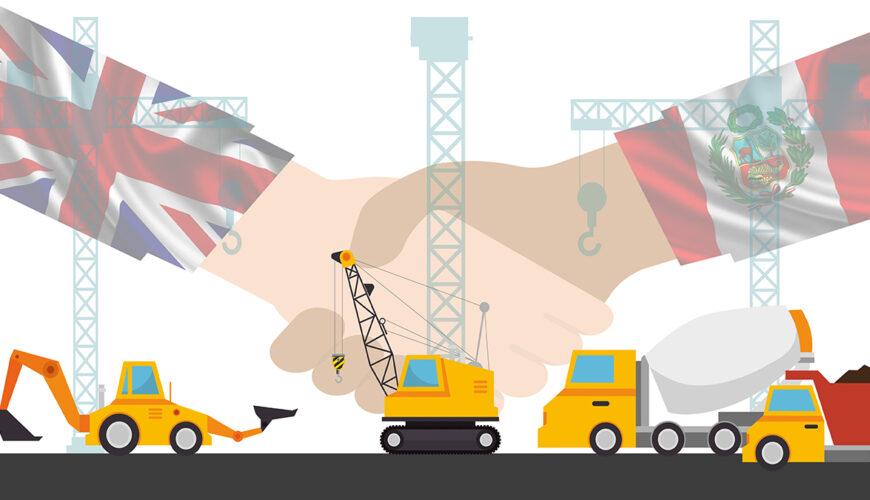 reconstrucción, economía, Perú, UK