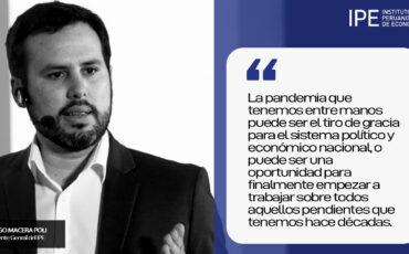epidemias, Diego Macera, economía, perú, covid-19