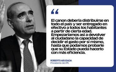 estado, burocracia, Roberto Abusada, canon, gasto público, déficit fiscal