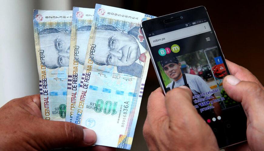 BIM, billetera movil, inclusión financiera