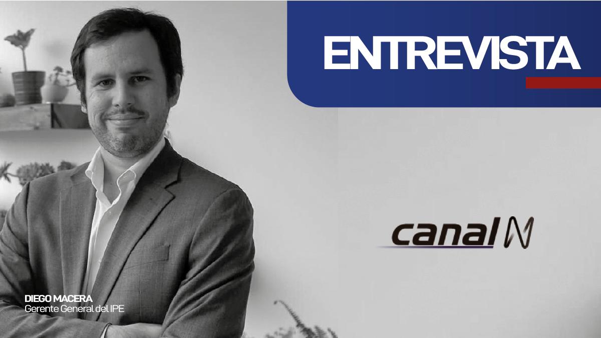 Diego Macera, economía, Perú, entrevista, reactivación económica, Organismo Público de Pensiones