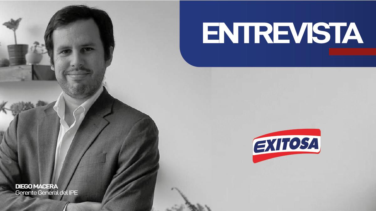 Diego Macera, economía, Perú, entrevista