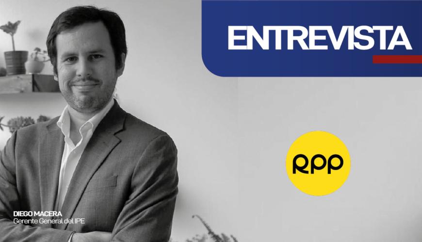 Diego Macera, economía, Perú, entrevista, reforma del Sistema Nacional de Pensiones
