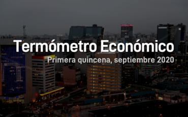 recuperación, economía, perú, covid-19, termómetro económico