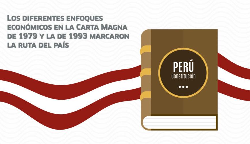 carta magna, constitución, Perú, economía