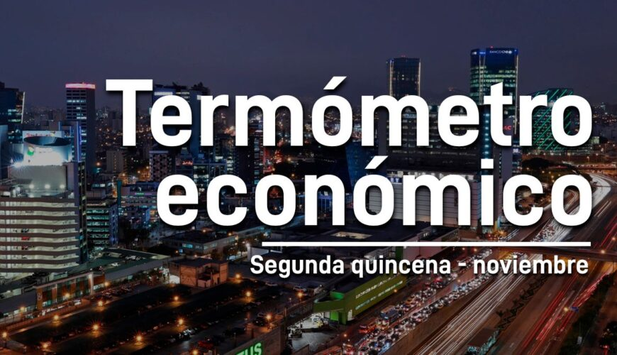 empleo, termómetro económico, economía, Perú