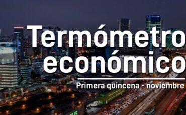 termómetro económico, economía, reactivación, Perú