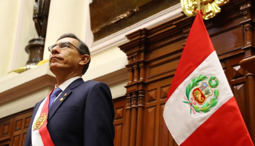 vacancia, Presidente, Martín Vizcarra, Perú, economía, incertidumbre, ruido político
