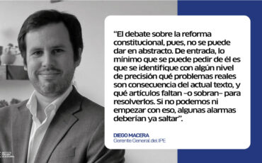 constitución, perú, Diego Macera, economía
