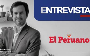 Diego Macera, economía, El Peruano