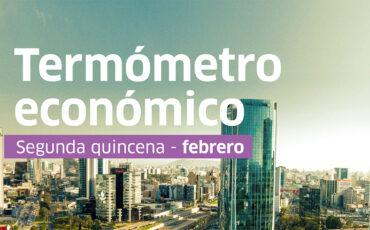 termómetro, economía, Perú, empleo, PBI