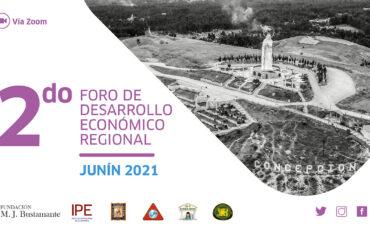 foro, Junín, eventos, virtual, economía, regiones