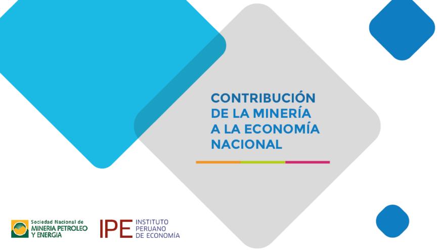 minería, estudio, Perú, economía