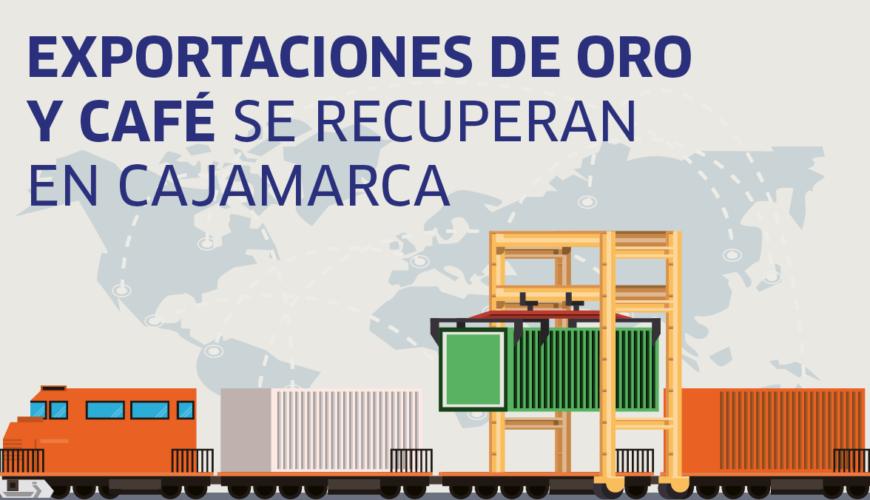 exportaciones, cajamarca, economía