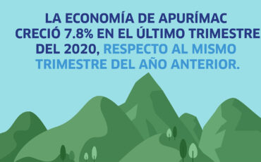 apurímac, crecimiento, economía, regiones, perú