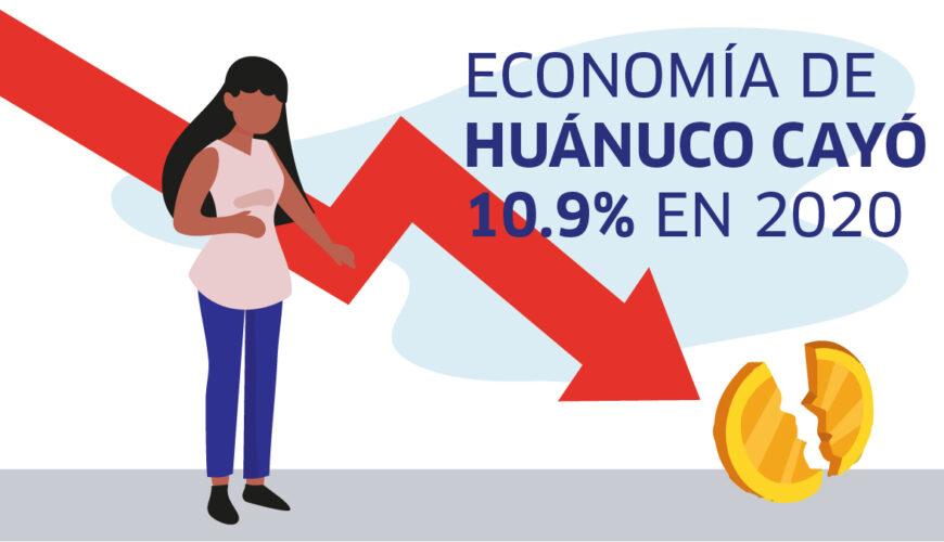 economía, Huánuco, perú, regiones, crecimiento