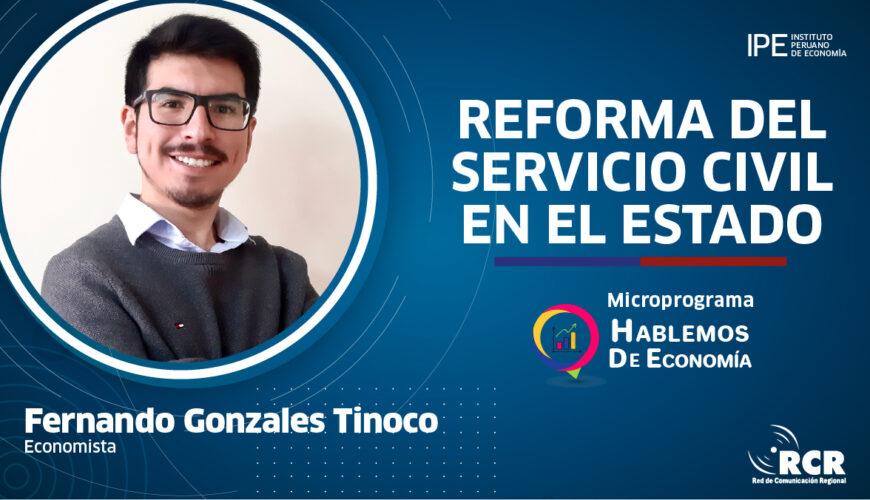 servicio civil, reforma, estado, Perú, políticas públicas