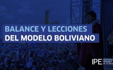 Bolivia, modelo boliviano, economía, Evo Morales, Perú, estado empresario, empresas estatales