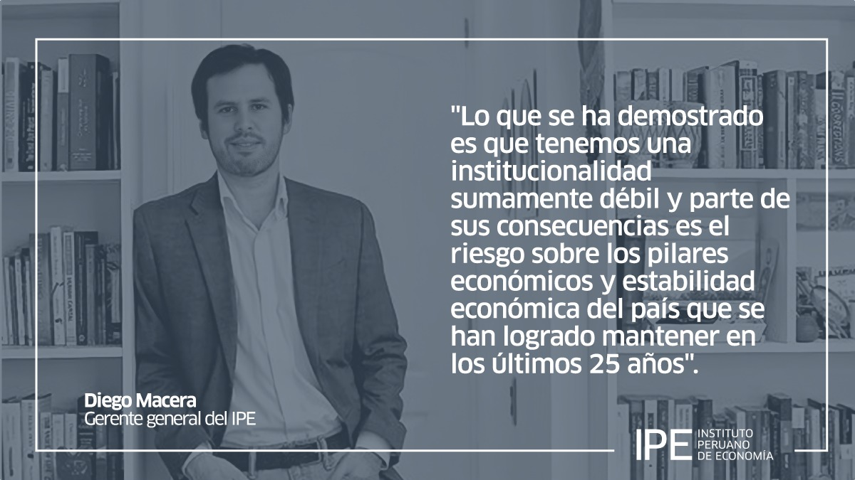 economía peruana, Diego Macera, Perú, reactivación