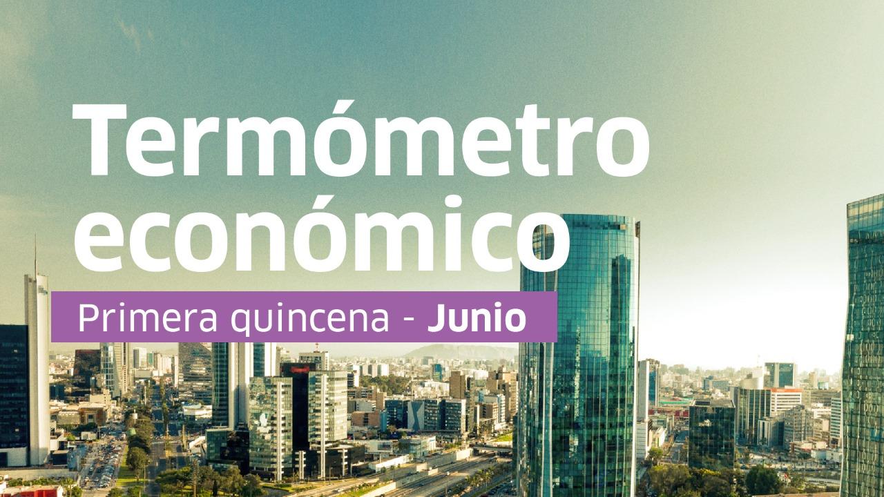 termómetro económico, economía, indicadores económicos, Perú