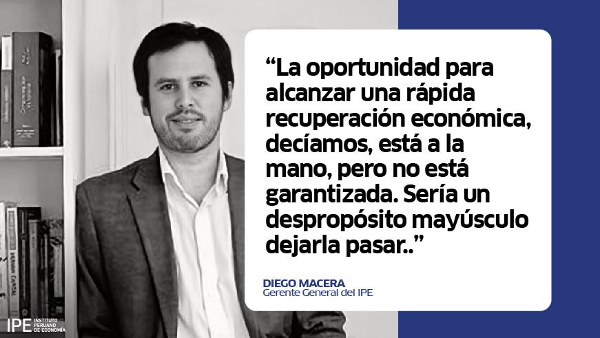 recuperación económica, economía, perú